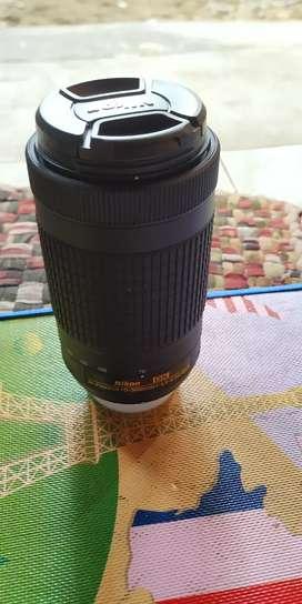 Lensa Nikon 70-300 DX