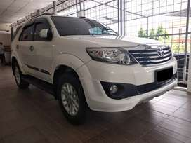 Toyota Fortuner TRD Sportivo 2.7 A/T 2013