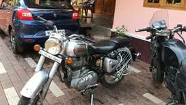 Royal Enfield Silver classic 350