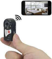 WiFi Mini Spy Live Video Audio Recording Full HD Camera Available