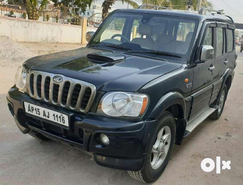 Mahindra Scorpio VLX 2WD BS-IV, 2009, Diesel 0