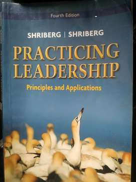 Practicing Leadership-Shriberg-fourth edition