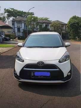 Jual Toyota Sienta V AT 2016