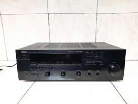amplifier Yamaha RX-V490 natural sound stereo receiver