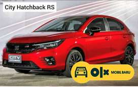 [Mobil Baru] Honda CITY Hatchback RS 2021 Dp 58jt - TERMURAH..!