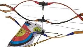 Busur panahan bahan fiber harga Rp. 350.000