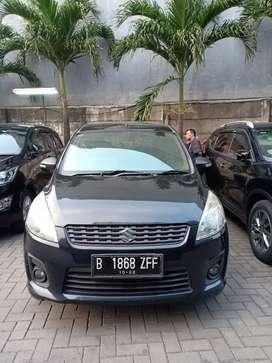 Suzuki Ertiga GX 2012 Manual pajak panjang mulus
