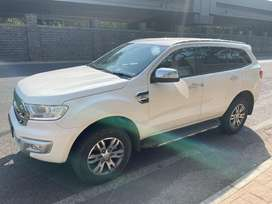 Ford Endeavour 2017 Diesel Good Condition