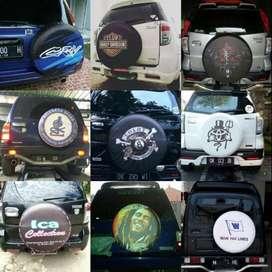 Suzuki Vitara/Rush/Terios/Jeep/CRV Cover/Sarung Ban New 2019#TimSesPil