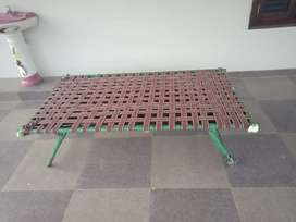 Iron Bed with heavy weight and Good Condition