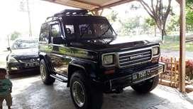Dijual Daihatsu Taft GT 4×4
