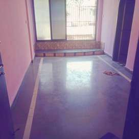 Full ventilation Semi furnished flat available on rent 9k