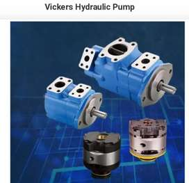 Vickers Hydraulic Pumps Second Hand