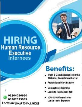 Human Resource Internship