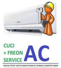 Jasa bongkar pasang AC termurah dan Cuci AC terbaik