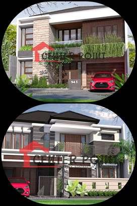 Desain Arsitek RAB IMB Kontraktor Rumah di Kepulauan Tidore