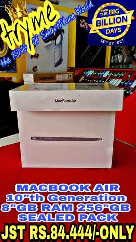 TRYME SEALED Pack MACBOOK AIR 10th Generation 8Gb/256Gb 1Year Waranty