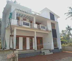 A NEW 4BHK 6CENTS 2000SQ FT HOUSE IN AMALA NAGAR,THRISSUR