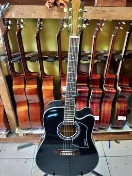 Gitar akustik colclack
