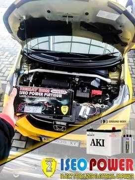 Penghemat BBM ISEO POWER Bisa Dongkrak Tenaga Mobil,BBM jadi IRIT