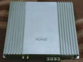 Power amplifier DENON