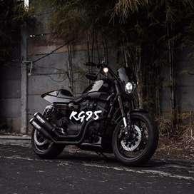 harley davidson sportster XR 1200 X full paper 2011