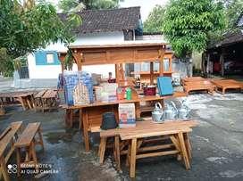 gerobak angkringan HIK free ongkir Jawa Baratt 01 7
