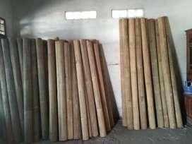 Eklusip tirai bambu