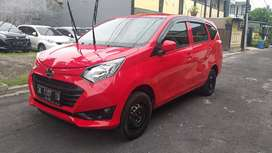 Sigra X 2019 manual merah