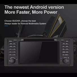 Head Unit Android BMW X5 E53 / BMW E39 (Brand New Edition) Ram 4GB