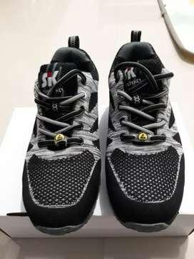 Sepatu Safety Eurostat Zebra