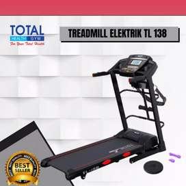 jual treadmill elektrik motorizer TL-138 MG-787 electric tredmil