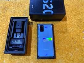 Samsung s20 plus 8/128gb Resmi sein