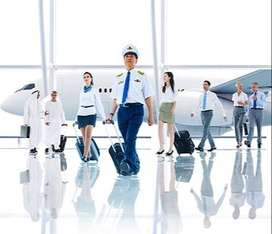 Airport Job / Airline Industry / Ground Staff / High salary / Golden O
