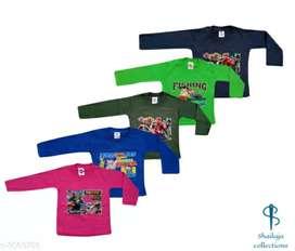 Latest Elegant Kid's T-Shirts