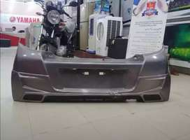 Cultus back bumper with bodykit