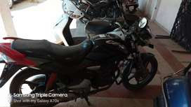 Cbz extreme 150cc with bill rc book n active insurance