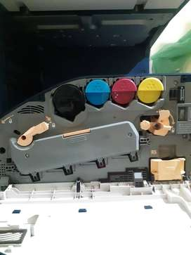 Xeox Model: 7535 1/10(Color Digital Printer))