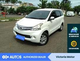 [OLXAutos] Toyota Avanza 2012 1.3 G AT Automatic Bensin Putih
