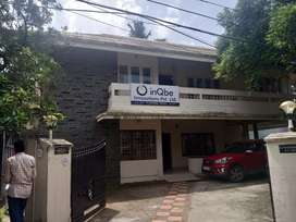 Ground floor for commercial rent