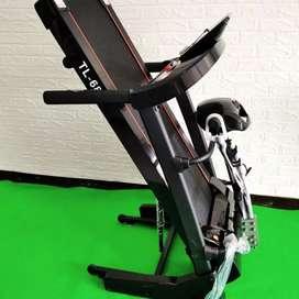 Treadmill elektrik auto incline FITUR LENGKAP MURAH 2HP