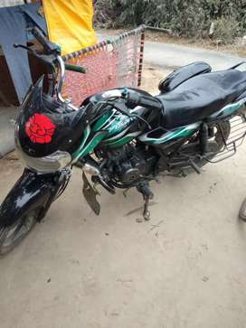 A bick in good condition