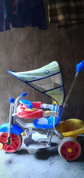 sepeda family anak beby