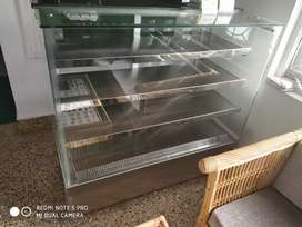 Brand New unused bakery cold display counter