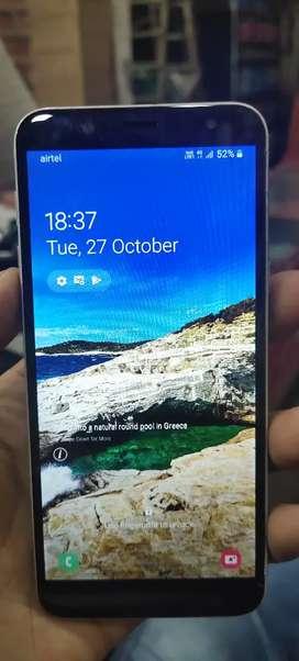 samsung j6 3gb ram 32gb memory fingerprint
