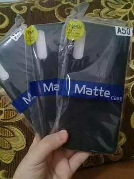 Matte Black Case Best seller Samsung A50