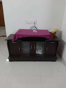 2 bhk semi furnished flat for rent chandkheda