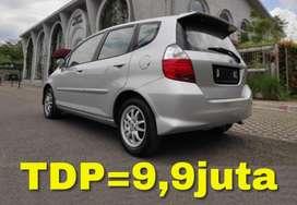 Honda JAZZ AT (Matic) 2008 Low KM | Bisa Kredit TDP=9,9juta