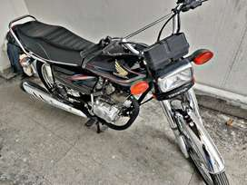Honda 125 only 4000Km Used 10/10