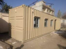 containers/office house/ porta cabin